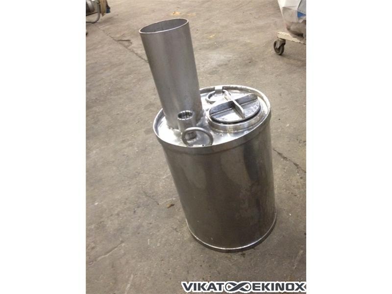 cuve inox env 20 litres vikat ekinox. Black Bedroom Furniture Sets. Home Design Ideas