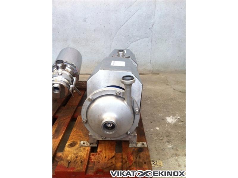 Hilge Centrifuge Motor 3kw Vikat Ekinox