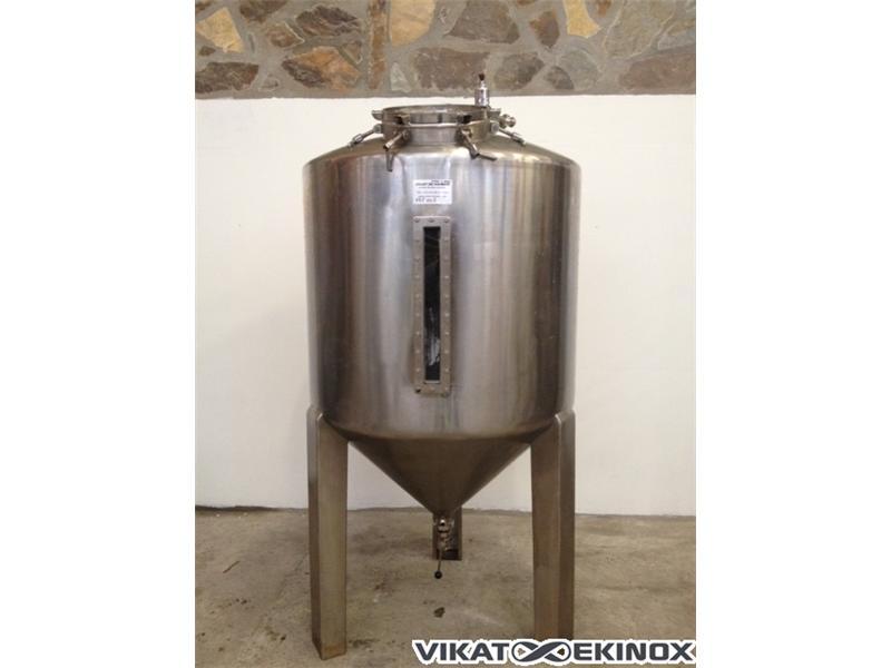 Cuve inox 1000 litres vikat ekinox - Cuve 1000 litres occasion ...