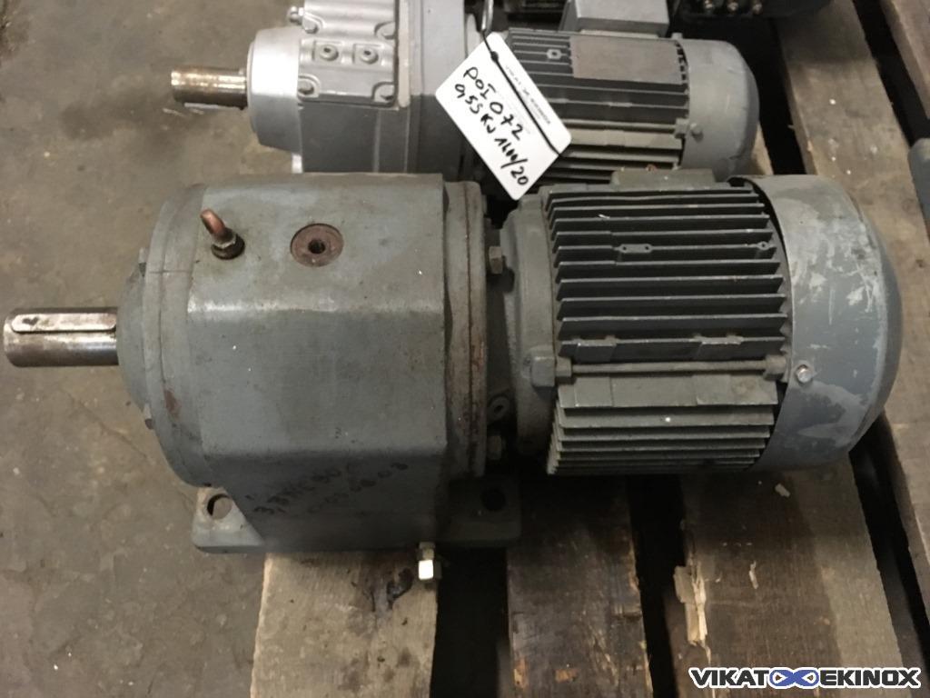 Sew Usocome Geared Motor R73 Dt90l4 Vikat Ekinox