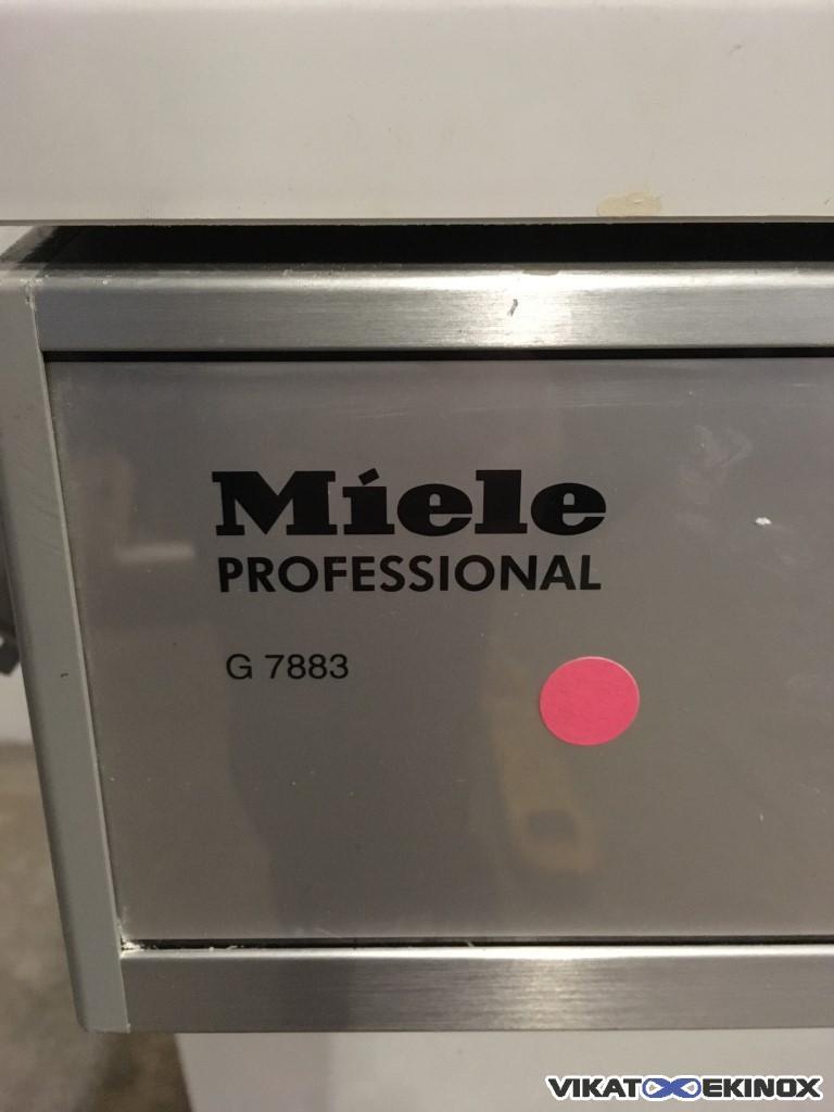 Miele professional dishwasher modell g 7883 vikat ekinox - Miele professional ...