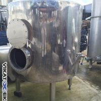 Cuve Inox 316,  1800 Litres