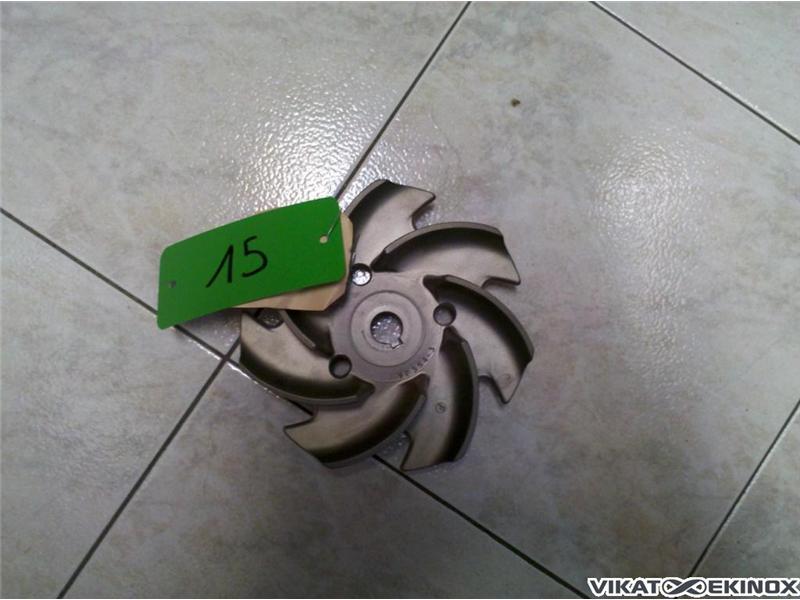 Turbine de pompe Type FP354