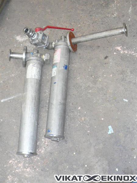 Cuno stainless steel cartridge filter Housing