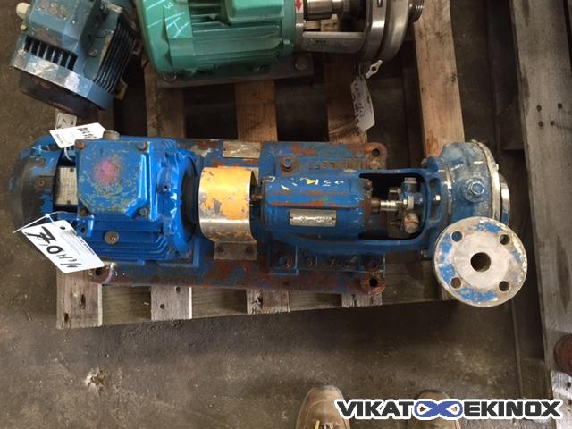 Stainless steel pump 7m3/h