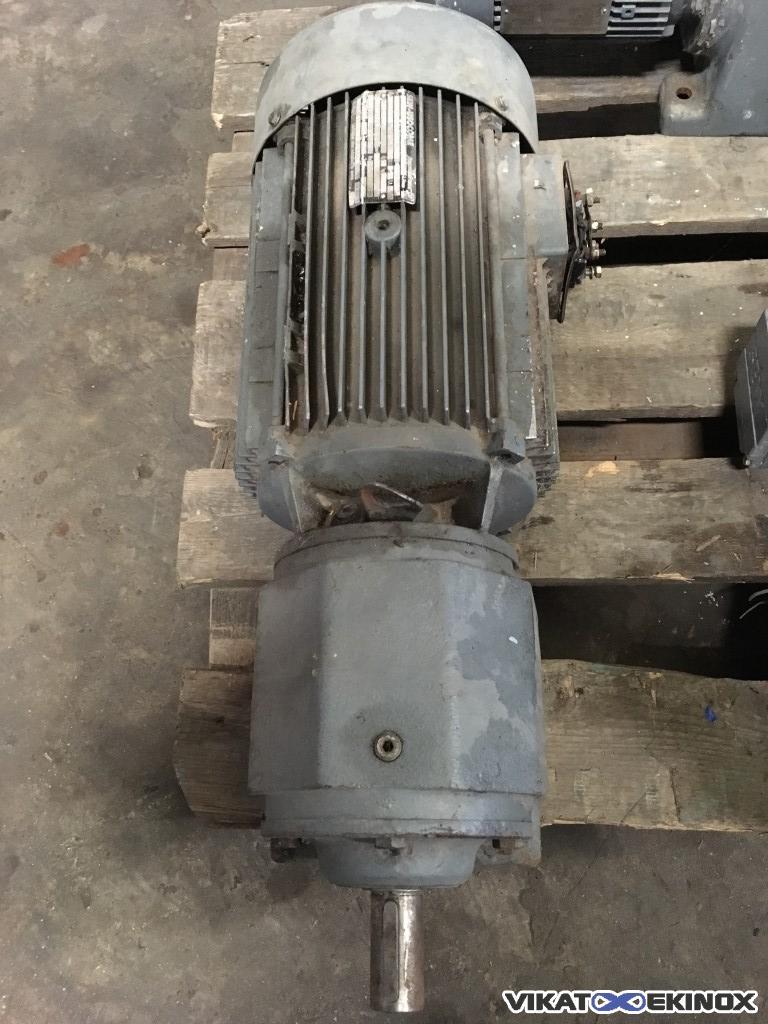 Sew Usocome Geared Motor R62 Dv132s2 Vikat Ekinox