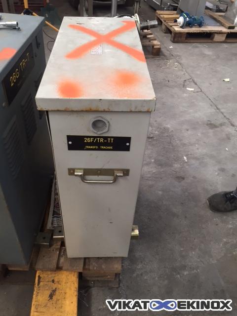 Montelem transformer  26F/ TR-TT