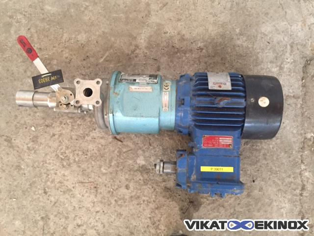 SPP La Bour stainless steel pump  3m3/h