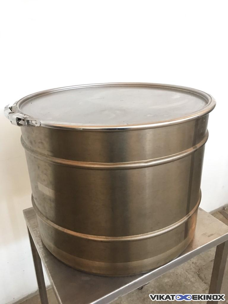 Stainless steel tank 105 litres