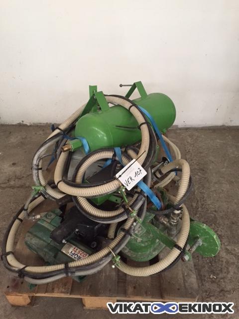 25 kg bag operator
