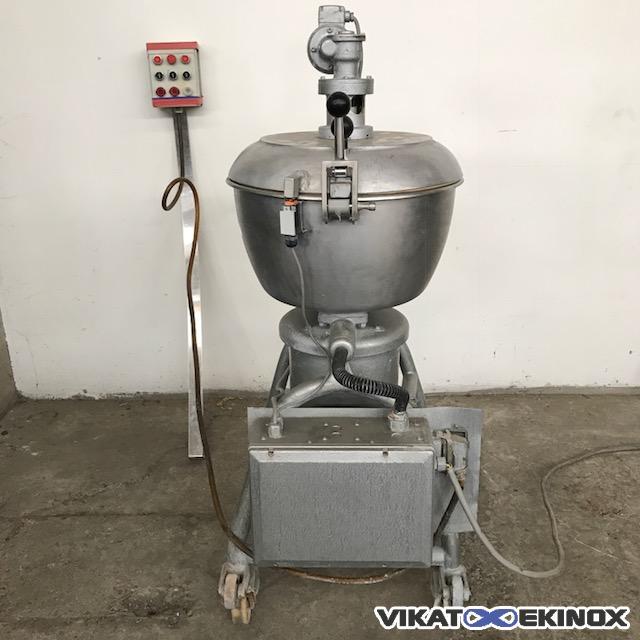 UM 40 STEPHAN mixer cutter