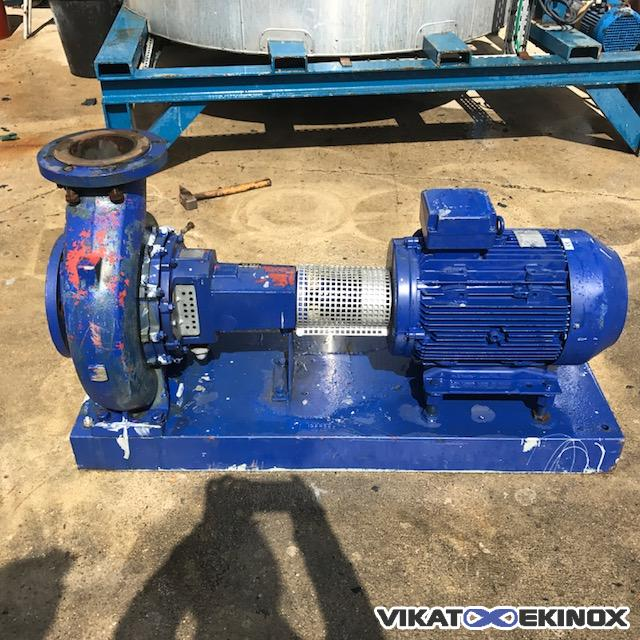 KSB steel centrifuge pump 180 m3/h | Vikat Ekinox