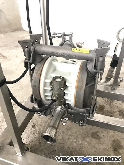 Wilden diaphragm pump type m2 max rate 10m3h vikat ekinox wilden diaphragm pump type m2 max rate 10m3h ccuart Gallery