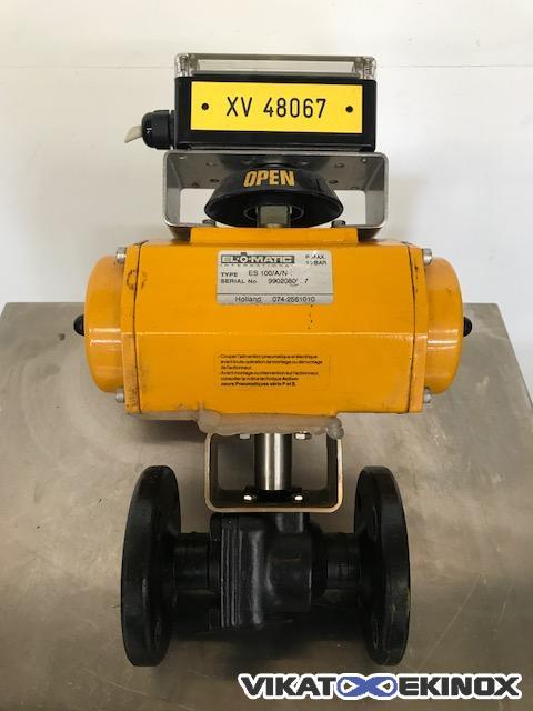 El-O-Matic Actuator type ES 100/A/N