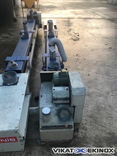 DENIS belt conveyor type CAB 300