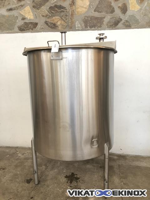 1500 L Pierre Guerin st. steel tank