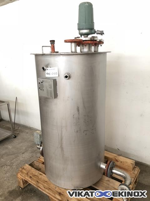 Stainless steel tank 480 litres