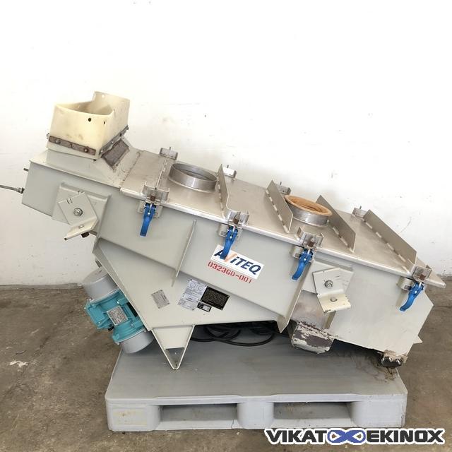 AVITEQ screen type VSB 650/1500