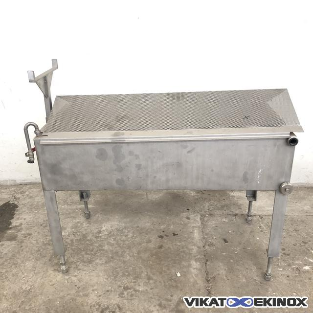 Jacketed S/S tank 95 litres