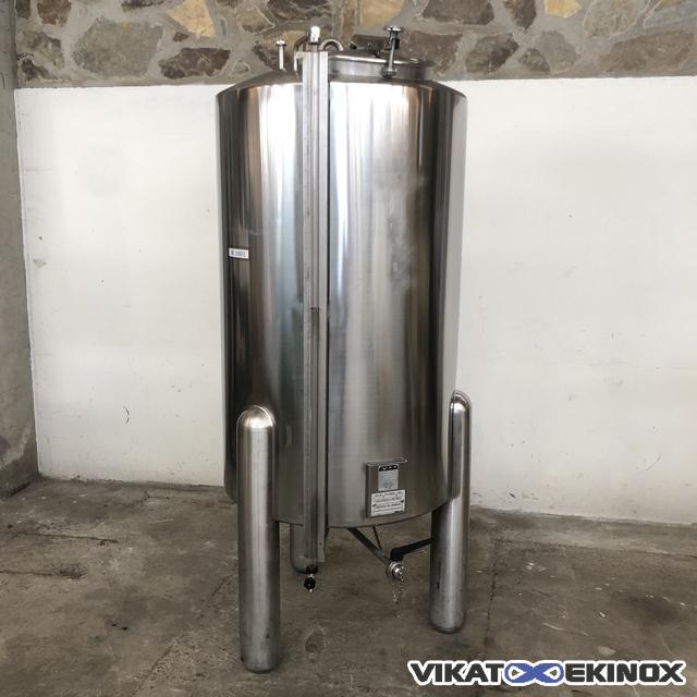 VATRON MAU S/S tank 1200 litres