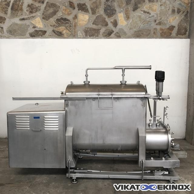 STEPHAN double screw mixer HR40796