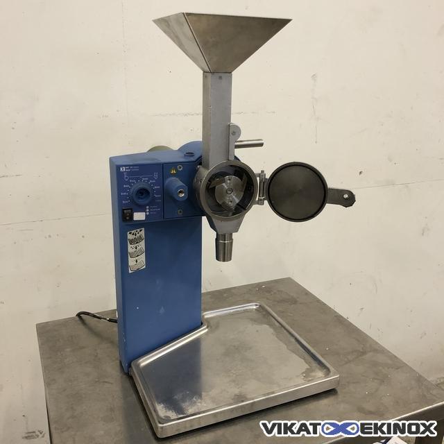 IKA laboratory mill type MF10 basic