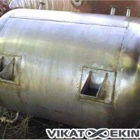 Stainless steel  Tank of approx.700 L