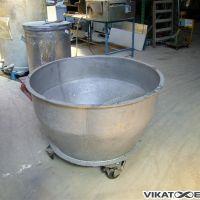 cuve filtrante diam. 1110 mm (TAM 031)