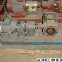Pompe volumétrique Mouvex
