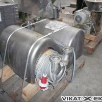 LKM Kolding type LKPM-300  centrifugal pump, stainless steel, 70m3/h