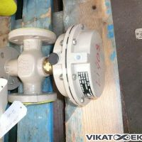 Valve, 3 outlets, DN25