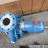 Pump (new body in stainless steel grade 316L) 60m3/h