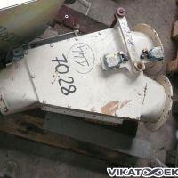 Bipass acier pneumatique diam.entrée sortie 195mm