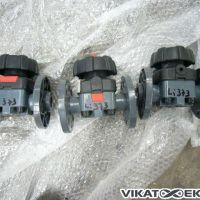 Vanne GEMU DN20 Corps PVC