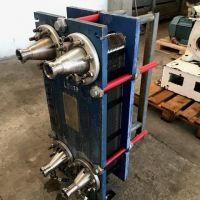 ALFA LAVAL Plate heat exchanger +/- 10sqm