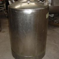 Stainless Steel tank of approx 100 liters