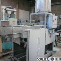 Tamiseur vibrant TPV Meccanica type RG 600