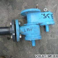 Vanne de sécurité Rampini DN50
