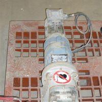 MAAG gear pump, flowrate 1.92 l/min (1500 rpm – 0 bar)