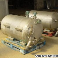 Stainless Steel tank of approx 600 liters
