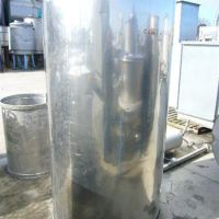 Stainless steel tank of 1000 liters