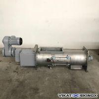 Mélangeur continu WAM type WBHU150E/OEK – 150 litres