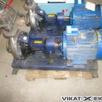 GUINARD stainless steel pump 40m3/h