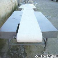 Conveyor, stainless steel