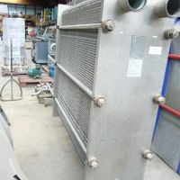 GEA ECOFLEX type N40 Plate s.s. heat exchanger