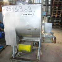 HOBART stainless steel mixer, without screw