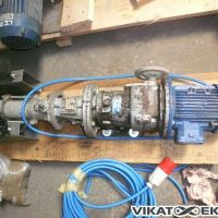Positive displacement pump.