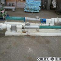 Pompe Volumétrique NETZSCH type 4NE50A