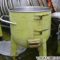 Cuve inox de 350 litres