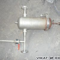 Pall stainless steel filter